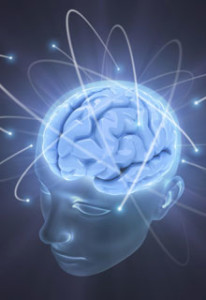 Your level of serotonin neurotransmitters affects your perception.
